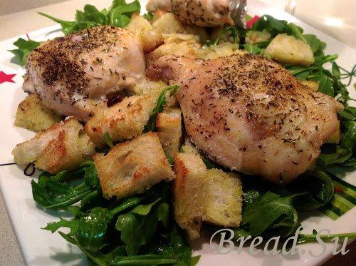 Вкусные блюда из куриного мяса