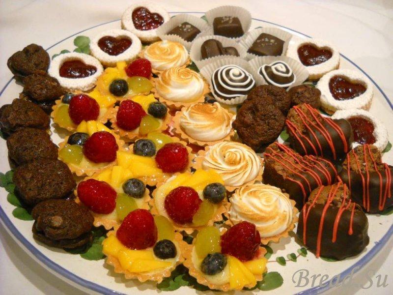 Рецепты вкусных тортов и пироженых с фото
